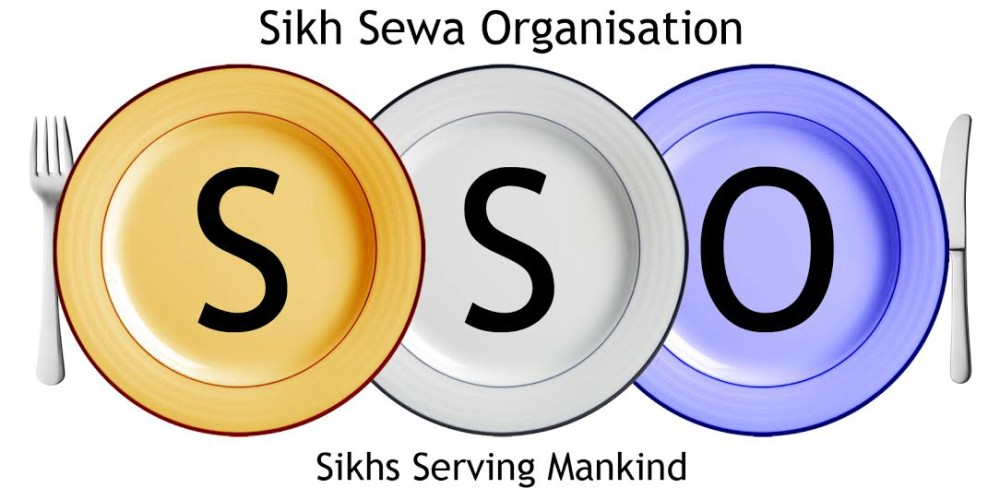 New SSO (Sikh Sewa Organisation logo)